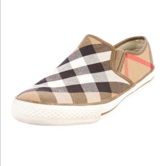Burberry Shoes | Burberry Slip Ons